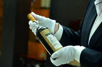 Whisky-Weltrekord: 1,2 Mio. USD für The Macallan