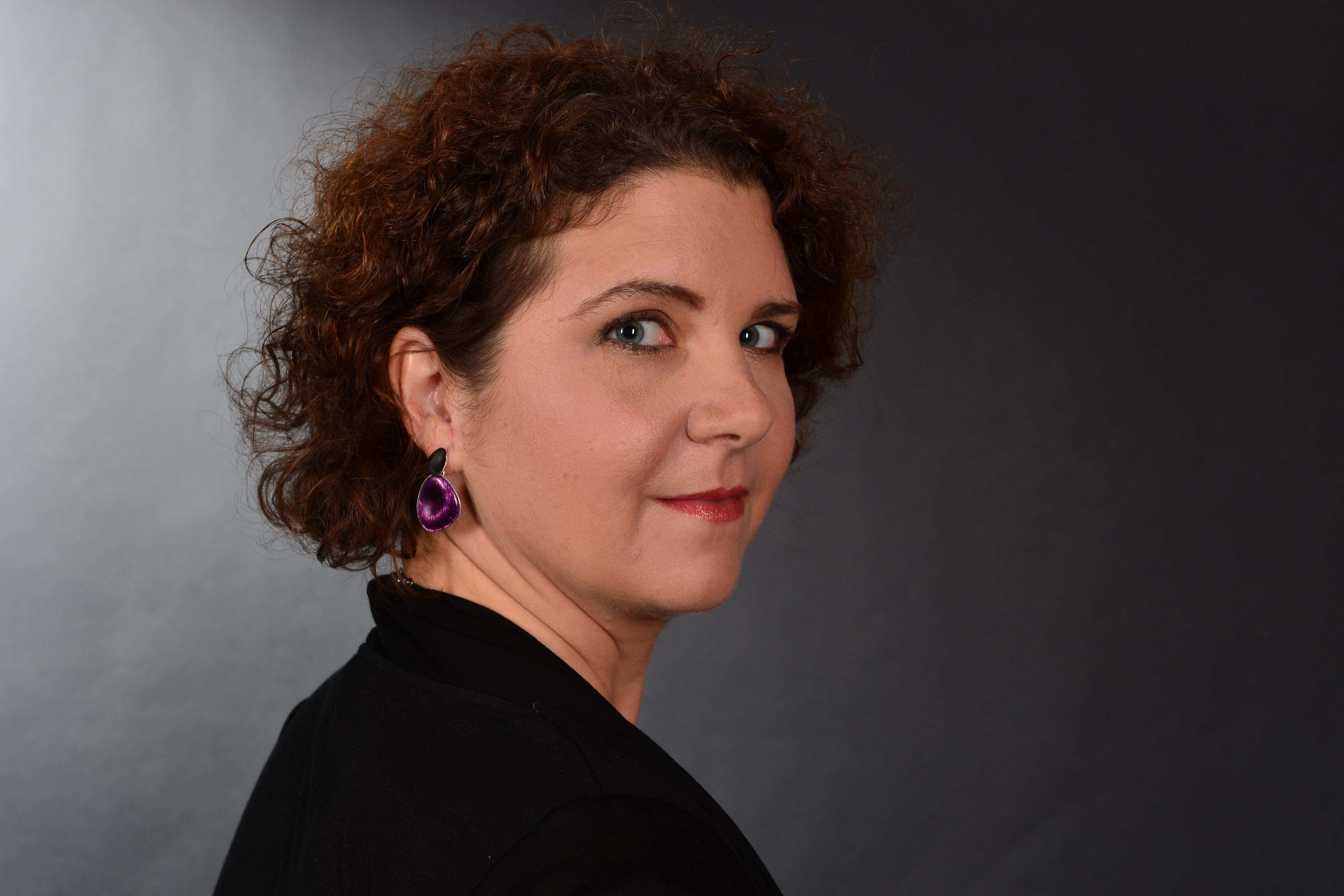 Barbara Schindler schreibt ihre Texte