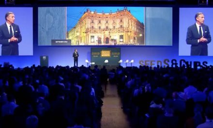 Video: Howard Schultz bei Seed&Chips