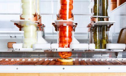 Video: Roboter grillen 6-Dollar-Burger