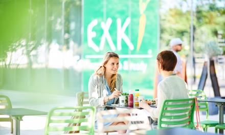 Exki: Healthy Fast Food-Kette eröffnet in Köln