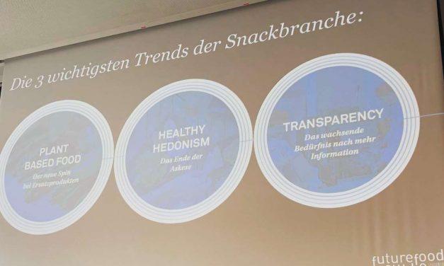 """Hanni Rützler: Snacks werden zur """"Mini-Mahlzeit"""""""