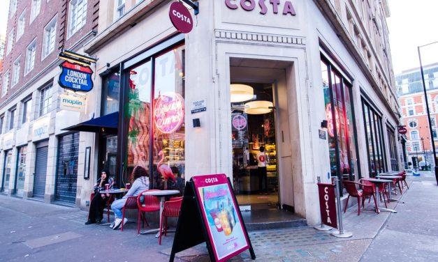 Nach dem Verkauf: Costa Coffee soll die Welt erobern