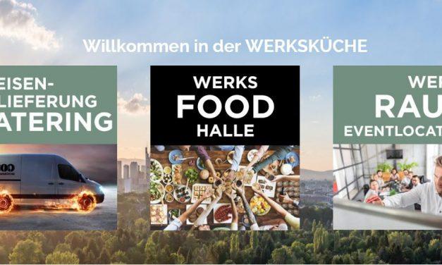 Werksküche: Frankfurts kleinste Food Hall