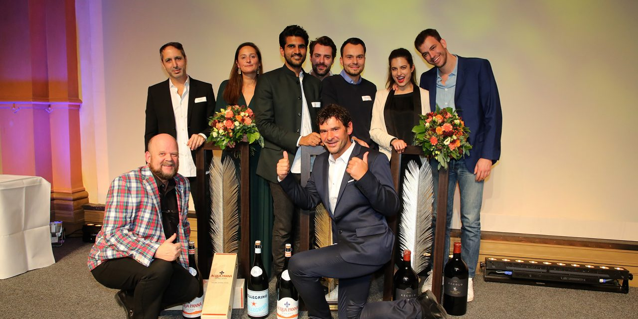 Sechs Konzepte hoffen auf Leaders Club Award
