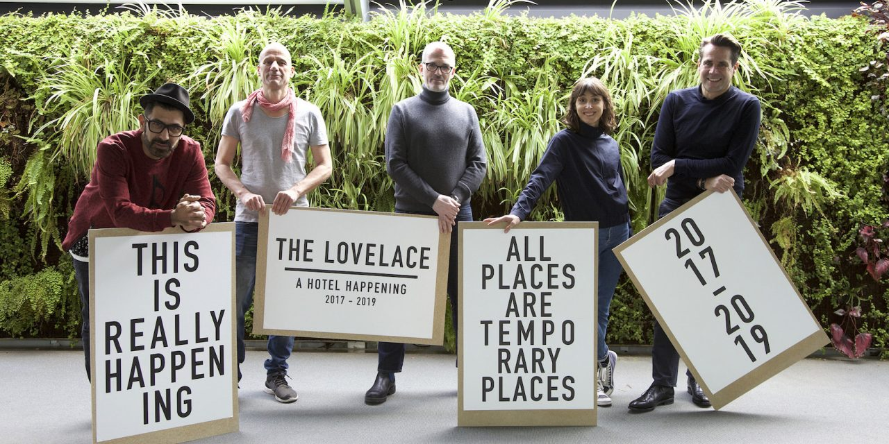 Leaders Club Award: The Lovelace – ein Hotel als Happening