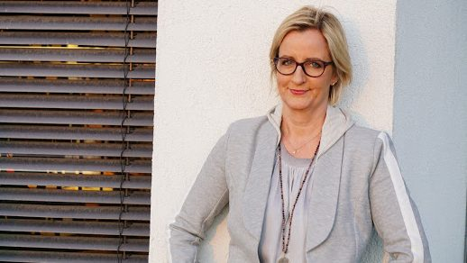 Neu-Gastronomin: Vanessa Koch im Glück