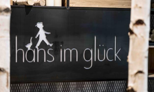 Burgergrills: Hans nach wie vor im Glück
