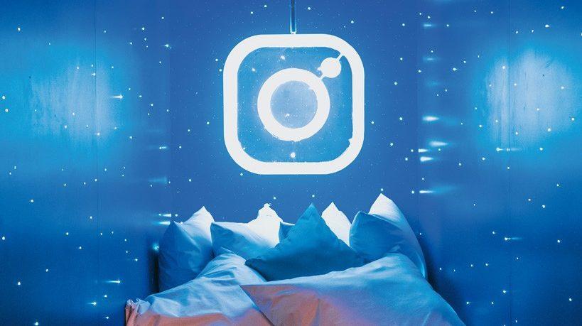 Social Media: In Love with #instagram