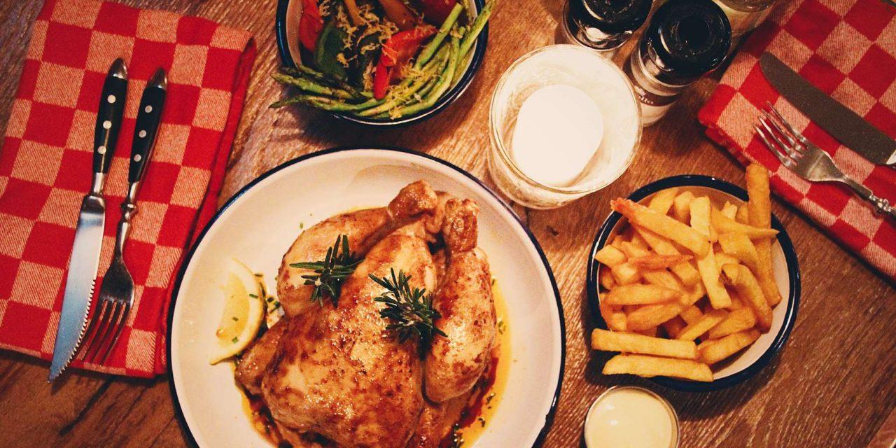 The Chicken Bar: Kein Hähnchen von der Stange