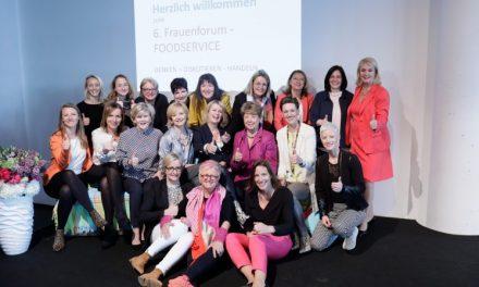 Frauenforum: Gastro-Queens bündeln ihre Kräfte