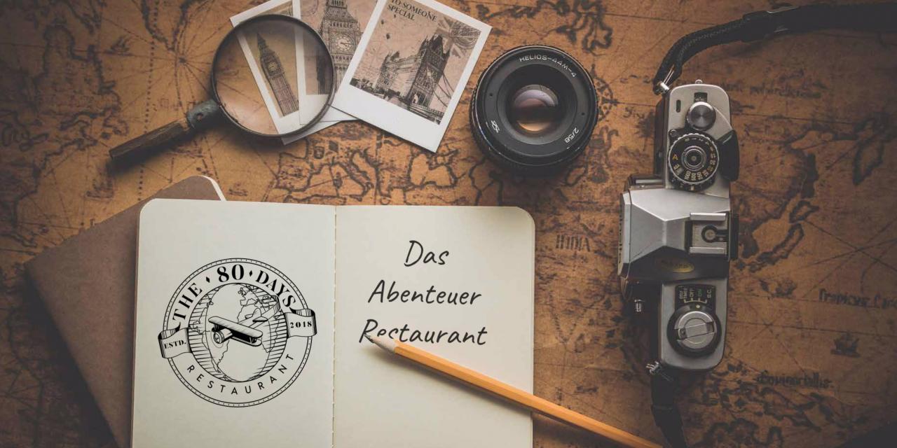 Kulinarische Reise: Alle 80 Tage um die Welt