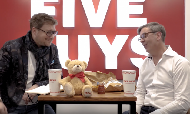 Teddy Talks: John Eckbert, CEO Five Guys Europa