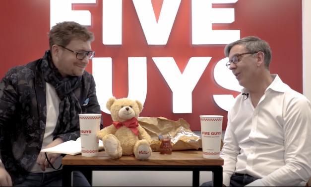 Teddy Talks: John Eckbert, CEO Five Guys Europa