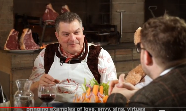 Teddy Talks: Dario Cecchini, Metzger