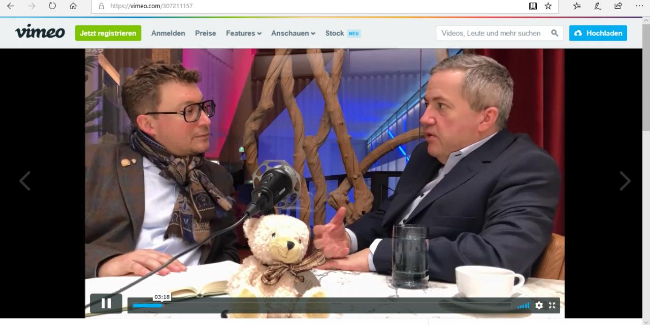 Teddy Talks