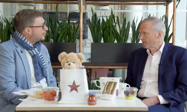 Teddy Talks: Clive Schlee, CEO Pret A Manger