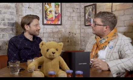 Teddy Talks: Cokey J. Sulkin, Dirty Bones, London