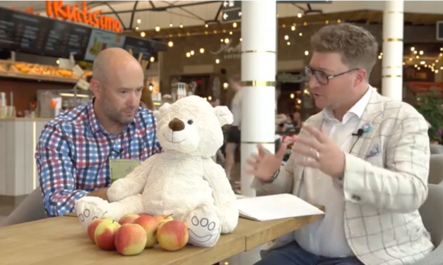 Teddy Talks: Jan Hummel, Fruitisimo