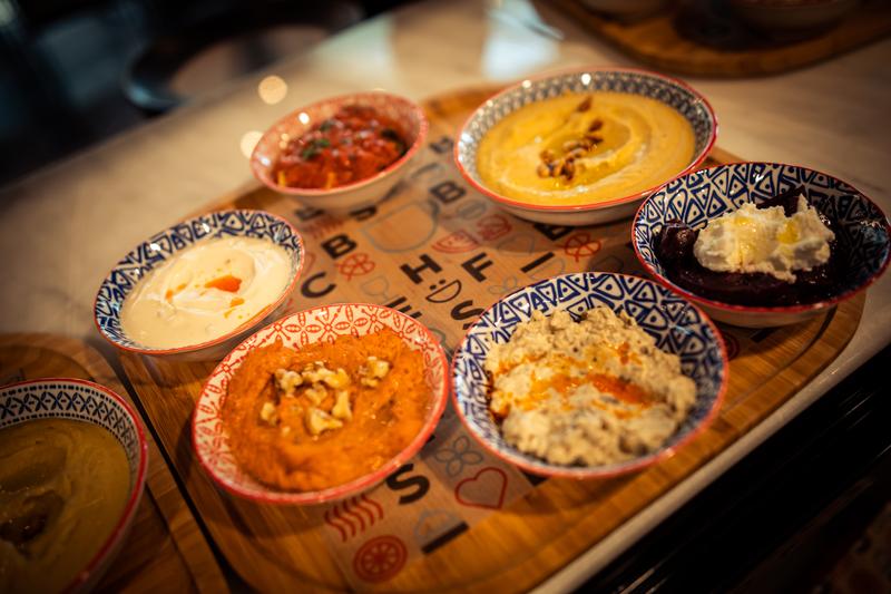 Big Chefs Opening_mediterrane Köstlichkeiten