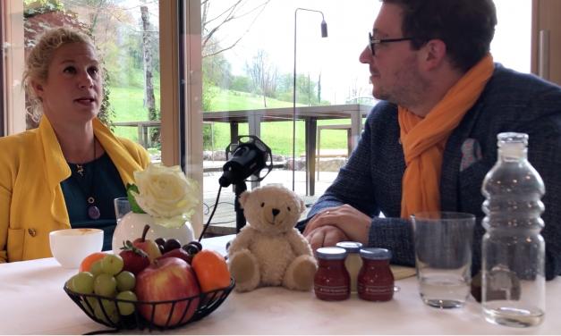 Teddy Talks: Spitzenköchin Ana Ros