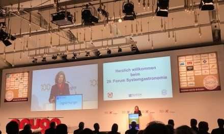 29. Forum Systemgastronomie: Die Stimmung ist gut!