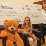 Teddy Talks: 10.000 Euro für Wiener Kinderhospital