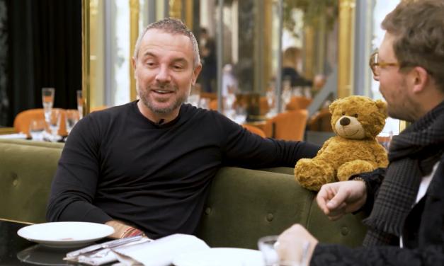 Teddy Talks: Beefbar-Gründer Riccardo Giraudi
