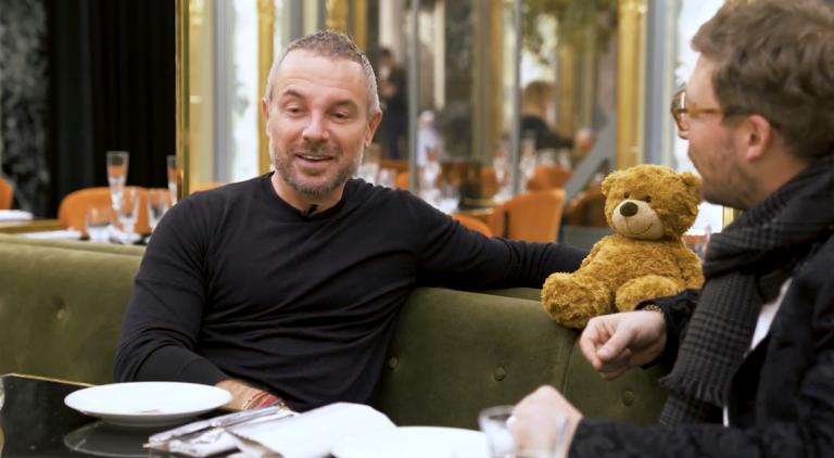 Teddy Talks Giraudi