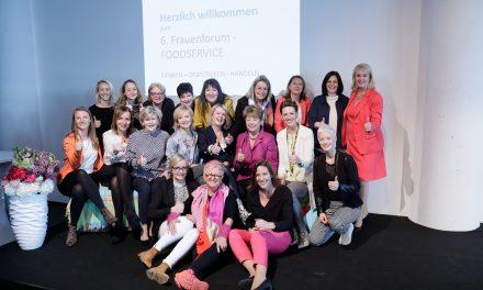 Frauennetzwerk Foodservice: Ladys an die Front!