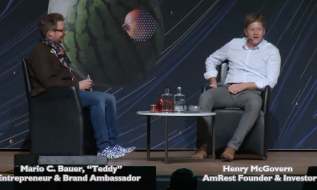 Teddy Talks: AmRest-Gründer Henry McGovern blickt zurück