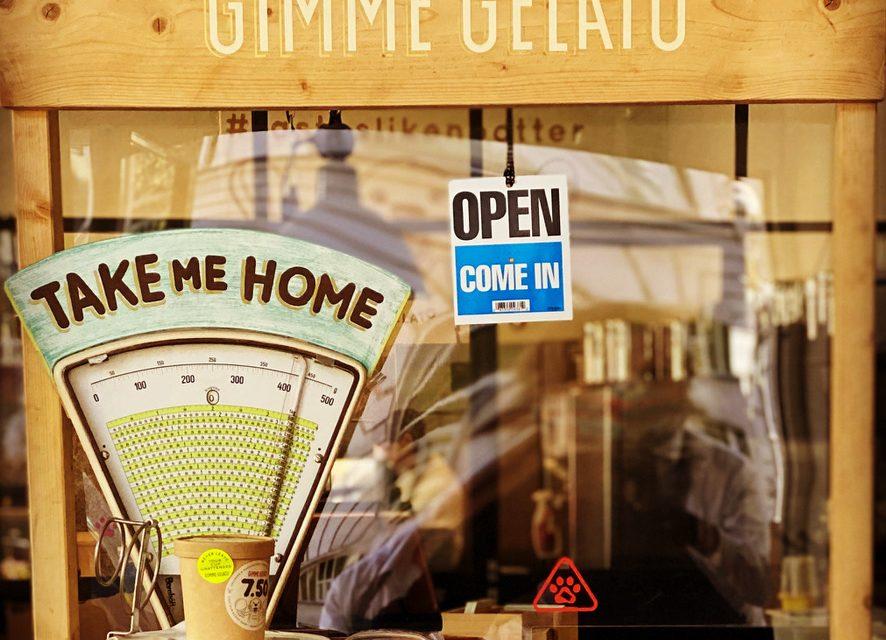 Gimme Gelato: Cool durch die Krise