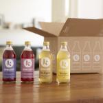 Kombuchery: Sommer-Drinks mit fermentiertem Tee