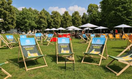 Münster: erster digitaler Biergarten eröffnet