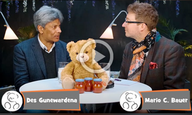 Teddy Talks: Des Gunewardena, D & D Restaurant Group