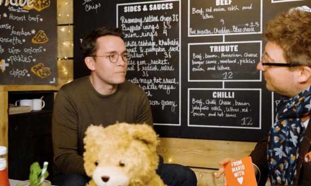 Teddy Talks: Mario C. Bauer trifft Tom Barton (Honest Burgers)