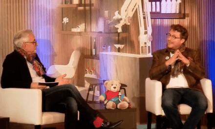 Teddy Talks viceversa: Mario C. Bauer im Gespräch mit Uwe Bethge