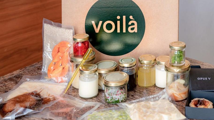 Home Fine Dining: voilà verbindet Köche und Food-Fans
